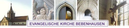Evangelische Kirchengemeinde Bebenhausen