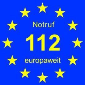 112 - Notruf europaweit