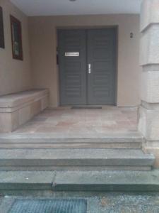 Bebenhausen Rathaustür