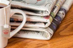 In den Medien - Nachrichtenlese vor allem aus den Zeitungen der Region