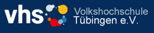 Logo der Volkshochschule VHS Tübingen